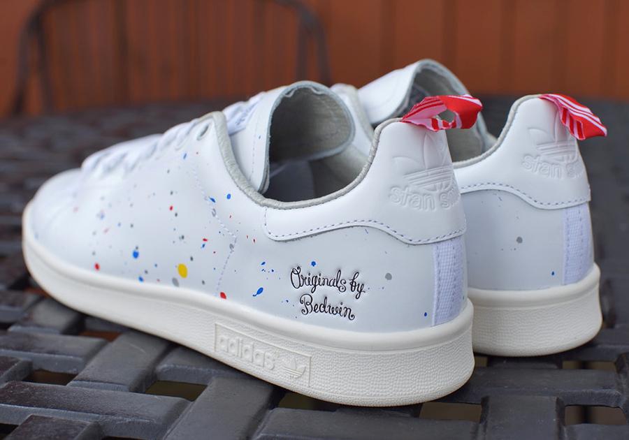 Originals Stan Smith Mid Shoes Adidas Originals Mens Khaki Shoes